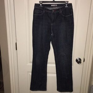 Chico's Platinum Jeans. Size 1.5 Reg.